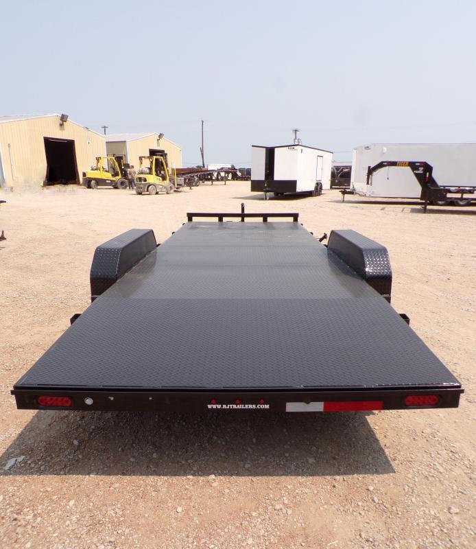 2021 TexLine 83 x 22 Deluxe Car Hauler  / Racing Trailer