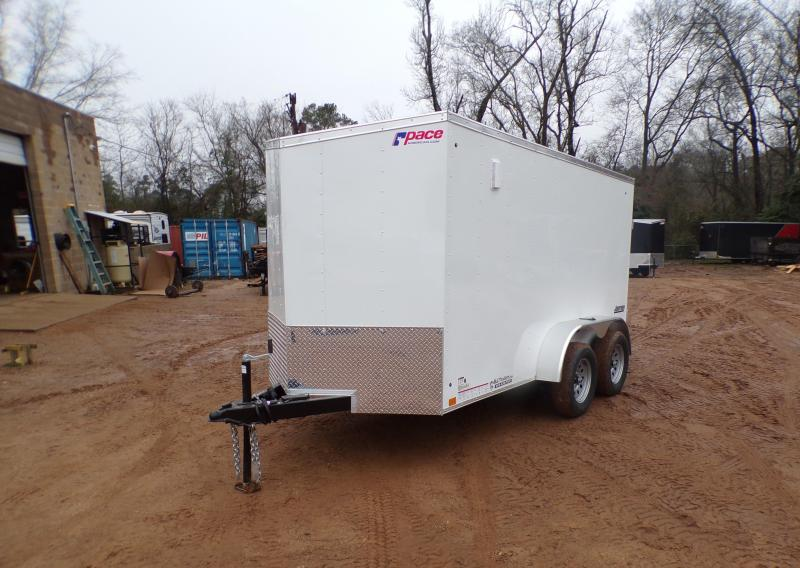 2021 Pace American 6 x 12 Journey SE Cargo Trailer