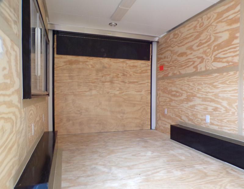 2022 Cargo Mate 8.5 x 16 Vending / Concession Trailer