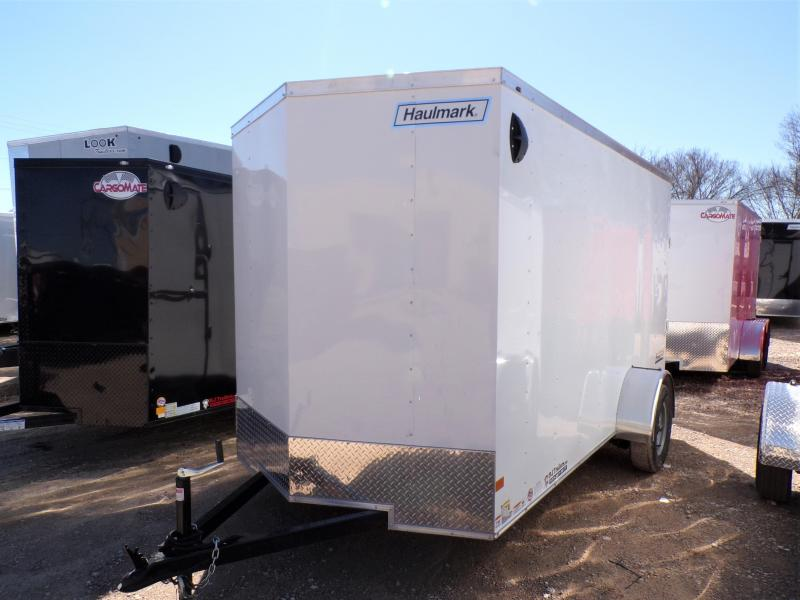 2021 Haulmark 6 x 12 Passport SA Enclosed Cargo Trailer