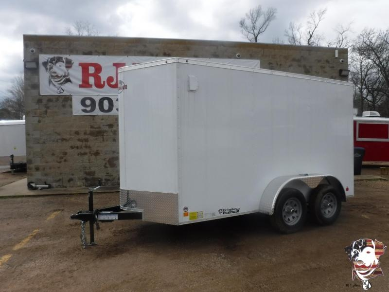 2021 Cargo Mate 6 x 12 LEE  Enclosed Cargo Trailer