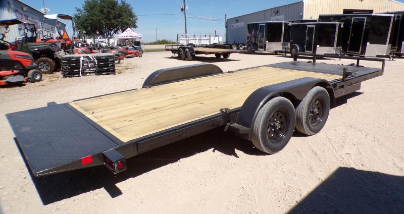 2022 Buck Dandy 83 x 20 BCH-Tilt  Car Hauler / Racing Trailer