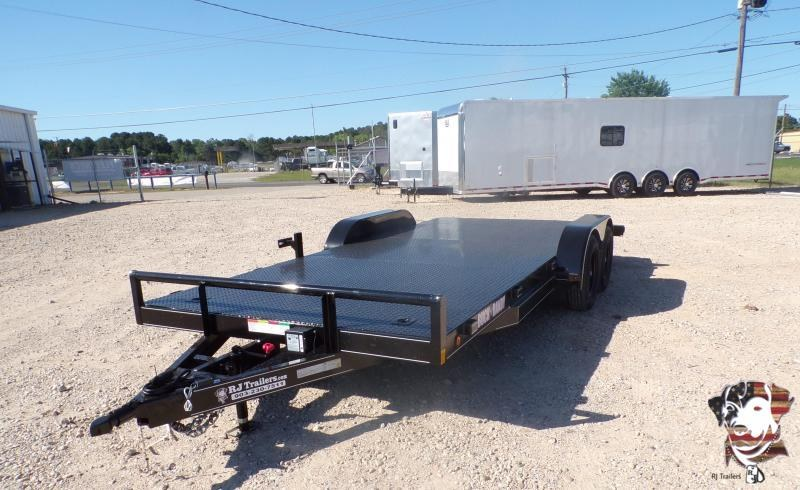 2021 Buck Dandy 83 x 18 BCH Car Hauler / Racing Trailer