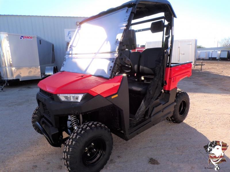 2020 Bennche T-Boss 250 Side-by-Side ATV