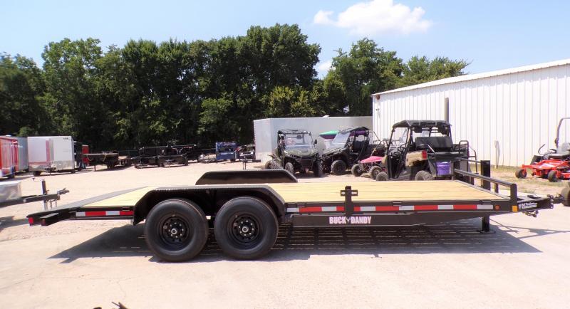 2021 Buck Dandy 83 x 20 Car Hauler / Racing Trailer