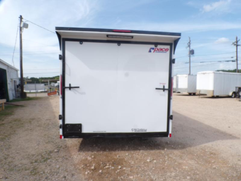 2021 Pace American 8.5 x 24 Journey Car / Racing Trailer
