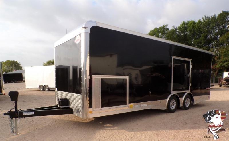 2021 Cargo Mate 8.5 x 24 Eliminator Car / Racing Trailer