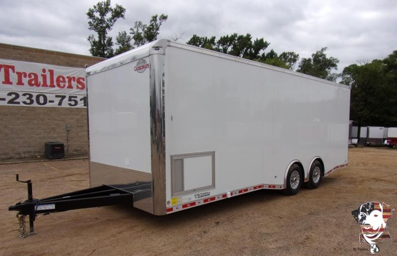 2021 Cargo Mate  8.5 x 24 NS Car / Racing Trailer