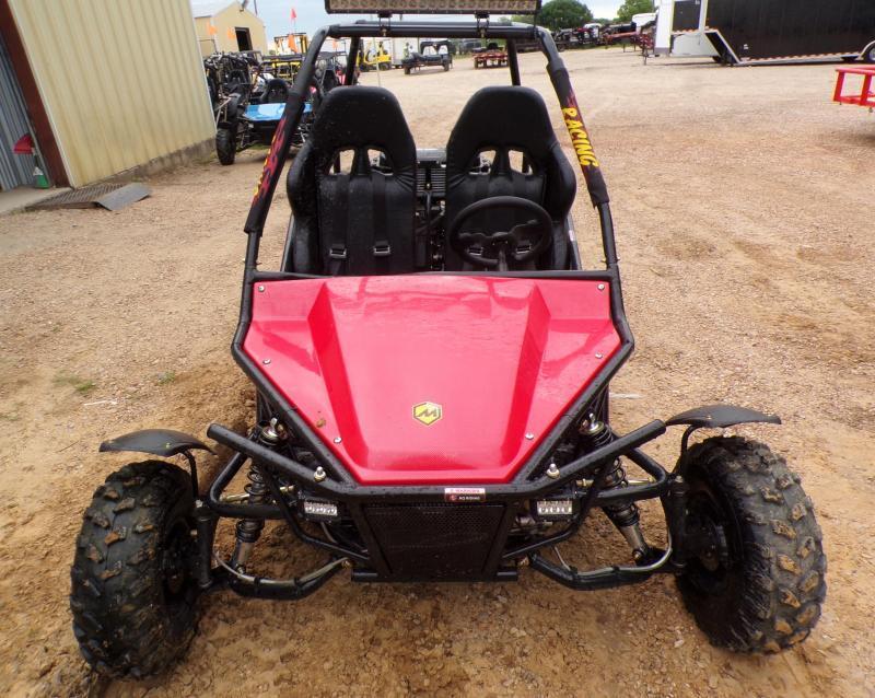 2021 Bennche GK-200M - Massimo Go Cart
