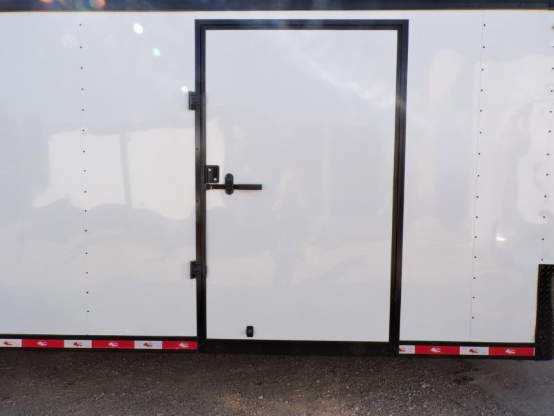 2021 Cargo Mate 8.5 x 28 Blazer Enclosed Cargo Trailer