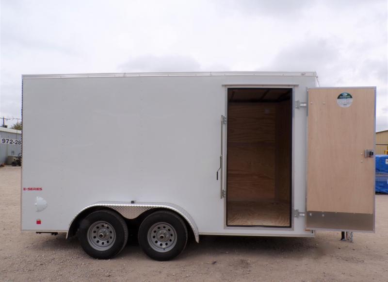 2021 Cargo Mate 7 x 14 E-Series Enclosed Cargo Trailer