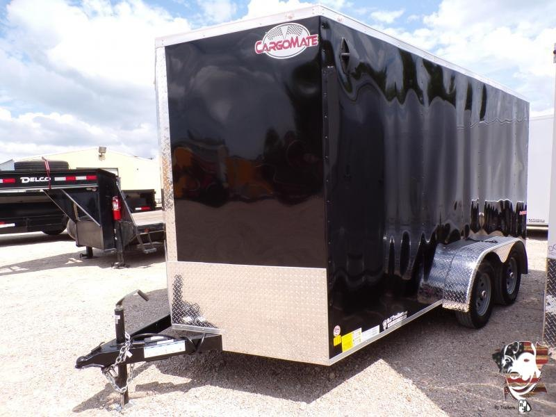 Cargo Mate 7x14 E-Series Enclosed Trailer