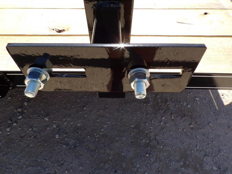 2021 Buck Dandy 77 x 10 Little Buck SA Utility Trailer