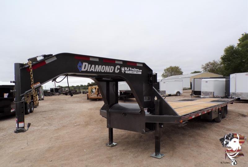 2020 Diamond C Trailers 102 X 36 FMAX210 Equipment Trailer