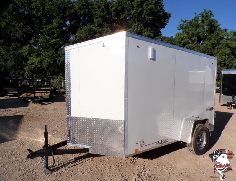 2022 Look Trailers 6 X 10 Element SE Enclosed Cargo Trailer