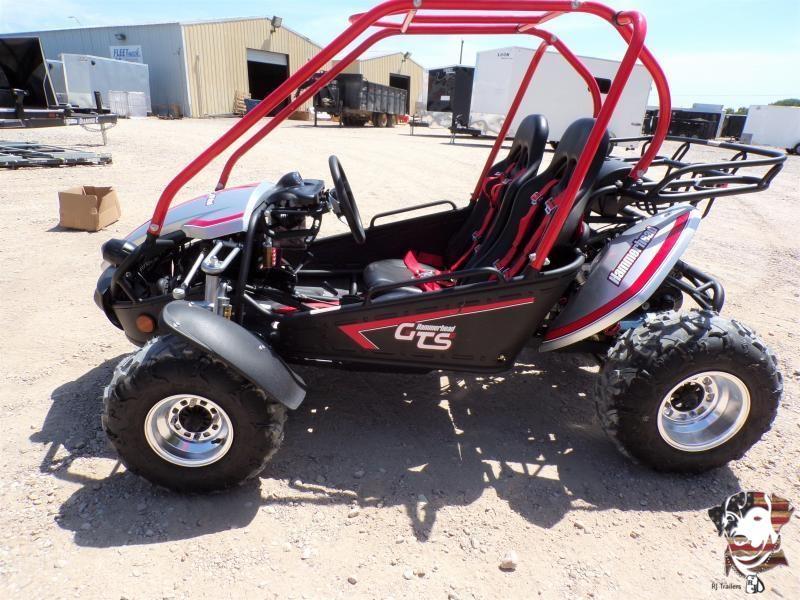 2020 Hammerhead Off Road GTS Platinum Go Cart