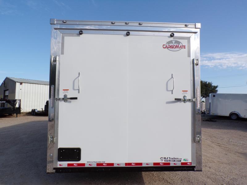 2021 Continental Cargo 8.5 x 28 NS Car / Enclosed Trailer