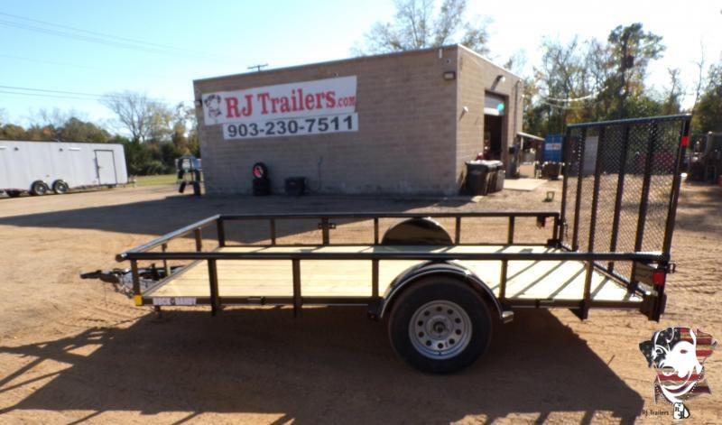 2021 Buck Dandy 83 x 12 Utility Trailer