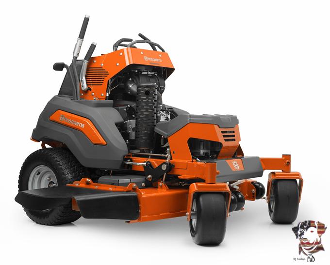 2021 Husqvarna V548 Stand Up Mower