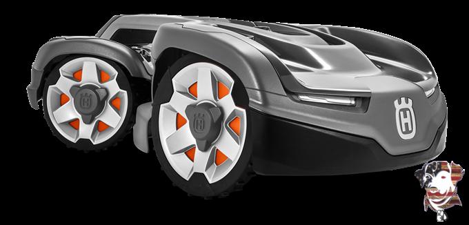 2021 Husqvarna 435X Auto Lawn Mowers
