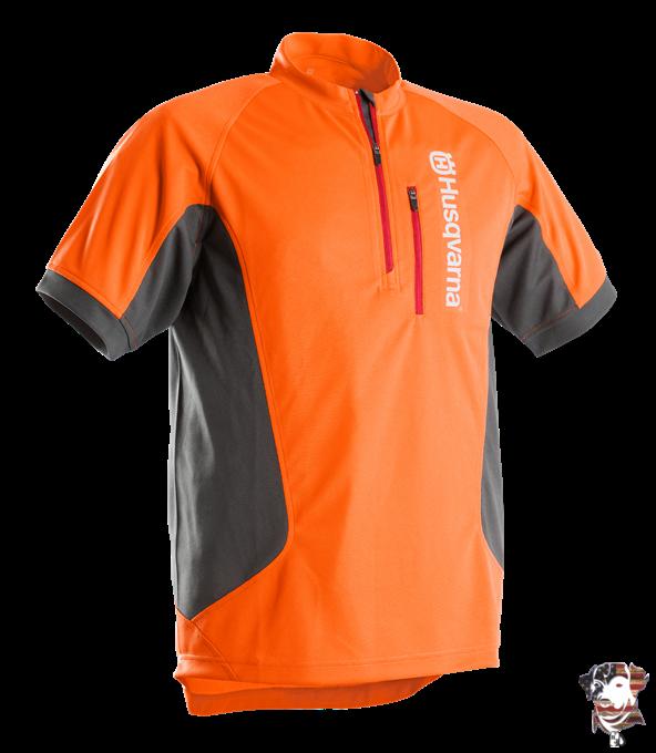 2021 Husqvarna Technical Work T-Shirt Short Sleeve / Protective Gear