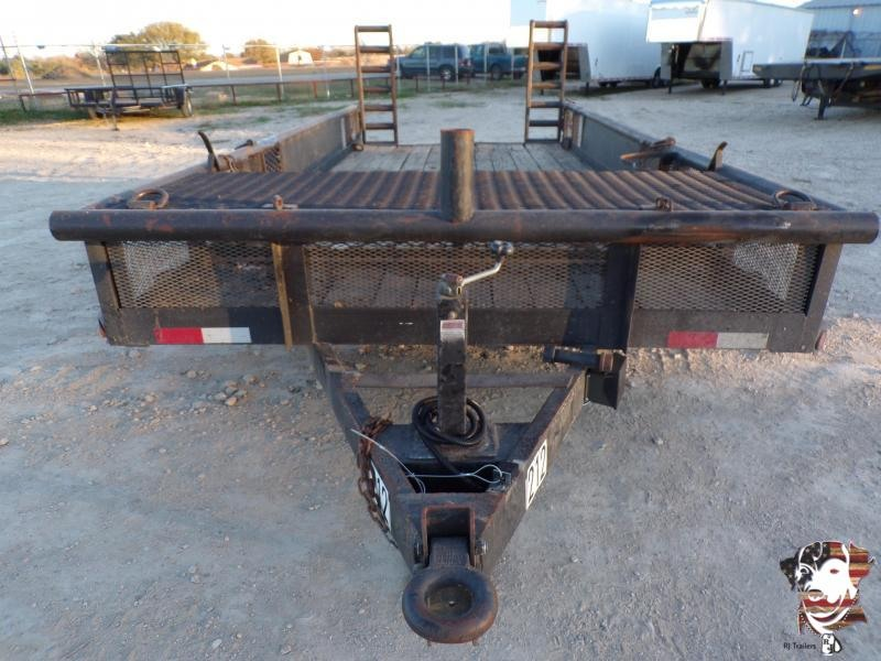 2011 Big Tex Trailers 16' Utility Trailer