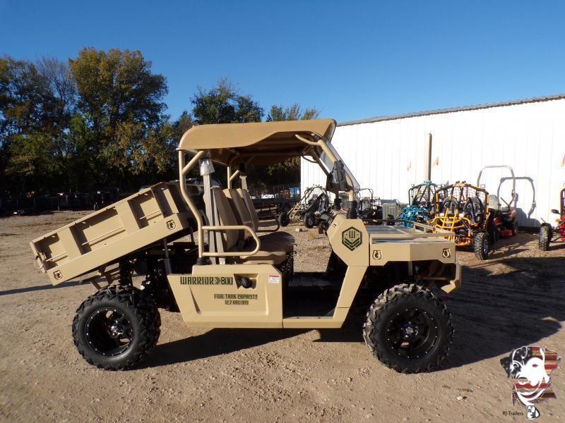 2020 Bennche Warrior 800 ATV