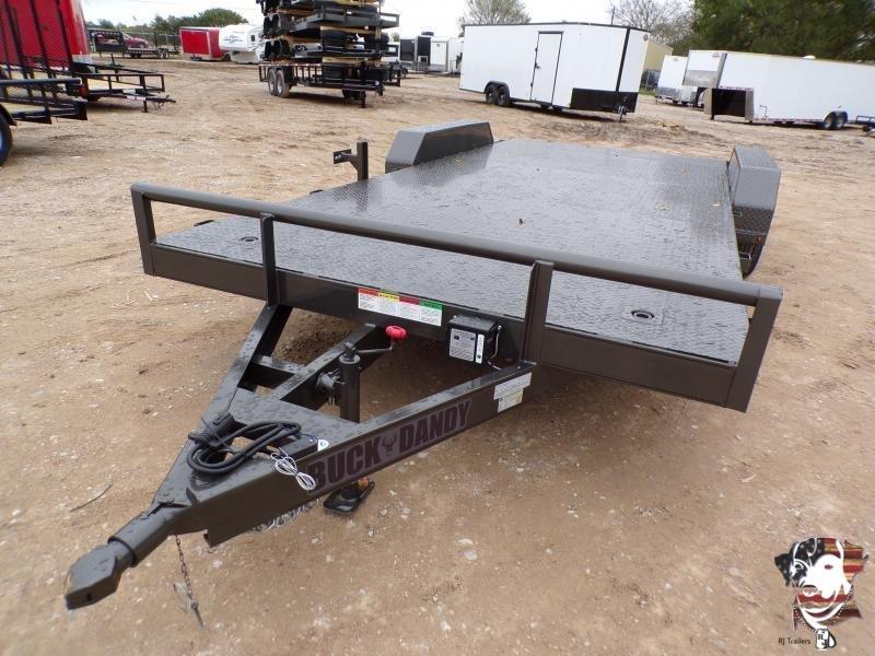 2021 Buck Dandy 83 x 18 BCH 101 Utility Trailer