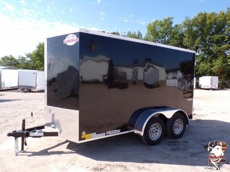 2021 Cargo Mate 6 x 12 E-Series Enclosed Cargo Trailer