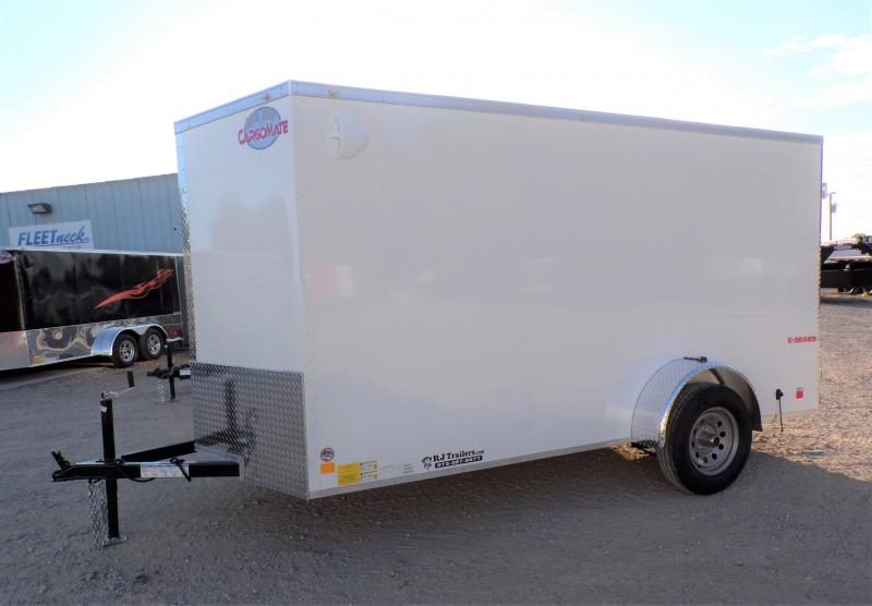 2021 Continental Cargo 6 x 10 E-Series Enclosed Cargo Trailer