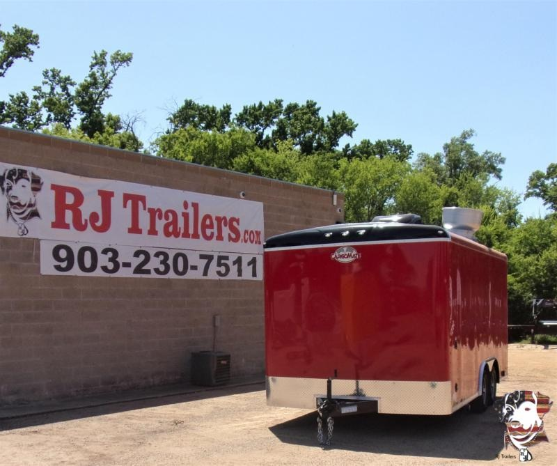 2019 Cargo Mate 8.5 x 16 Cargo Mate Concession Vending / Concession Trailer