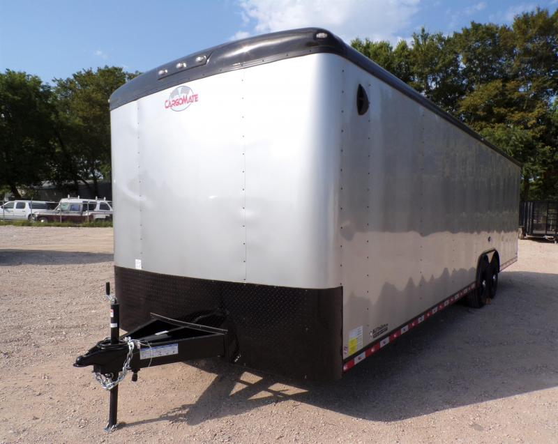 2021 Cargo Mate 8.5 x 28 Blazer Enclosed Cargo Trailer