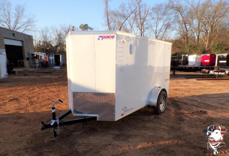 2022 Pace American 5 x 10 Journey Cargo Trailer