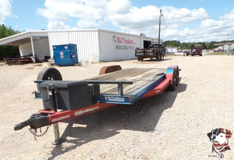 2019 82 x 20 Car Hauler / Racing Trailer