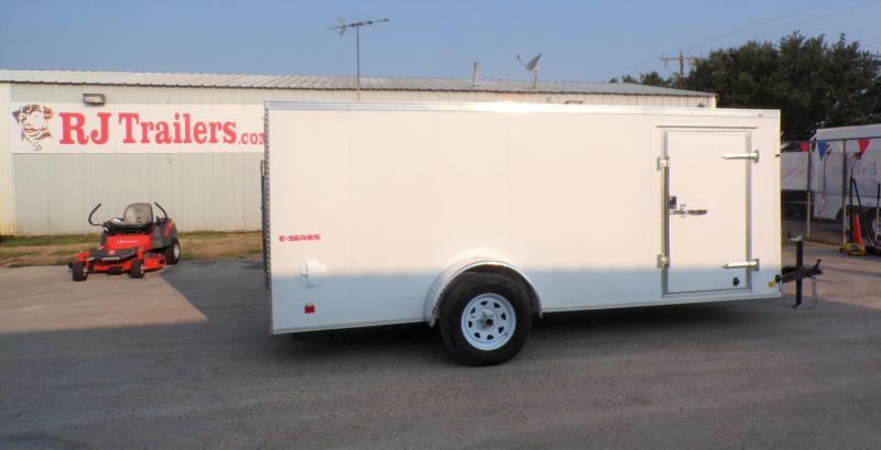 2022 Cargo Mate 5 x 14 E-Series Enclosed Cargo Trailer