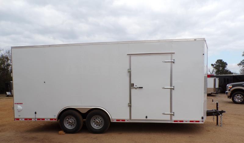 2021 Cargo Mate 8.5 x 20 E-Series Enclosed Cargo Trailer
