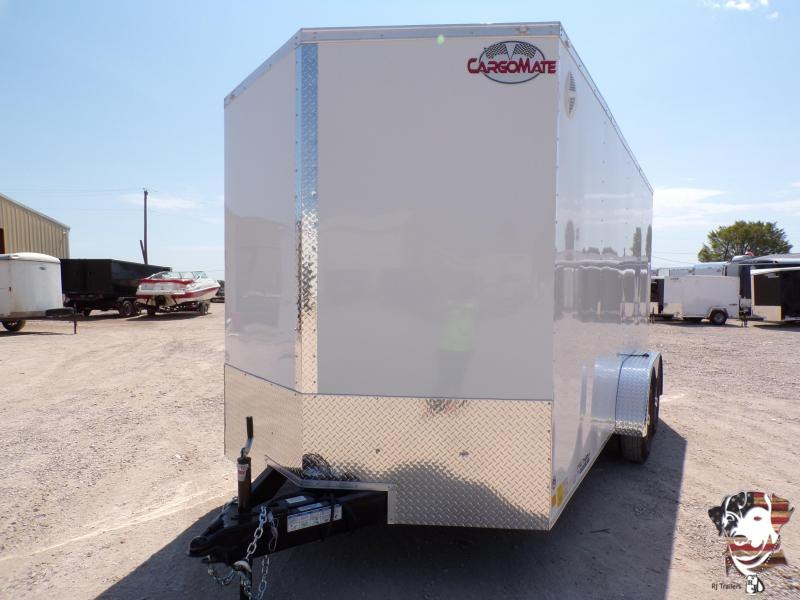 2021 Continental Cargo 7x16 E-Series Enclosed Cargo Trailer