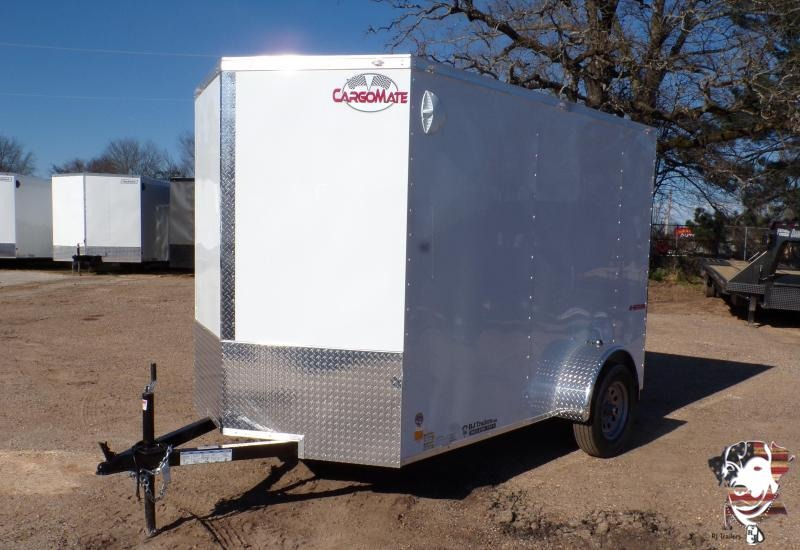 E-Series Enclosed Cargo Trailer in Dallas & Longview, TX