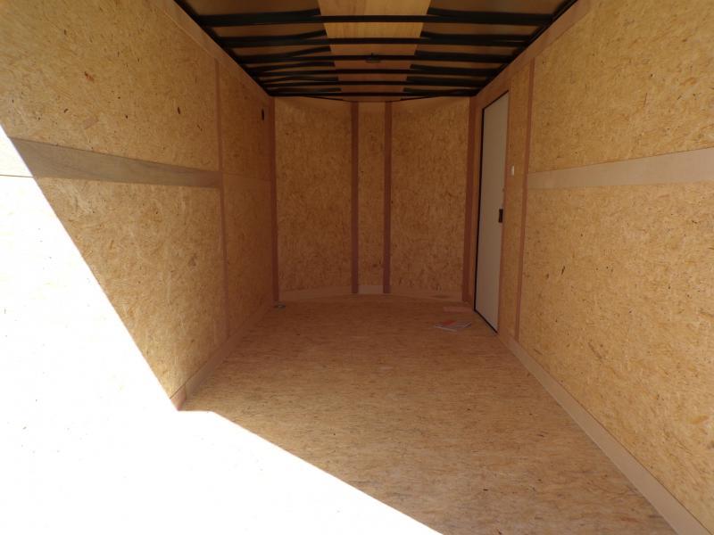 2021 Haulmark 7 x 14 Transport V-Nose Enclosed Cargo Trailer