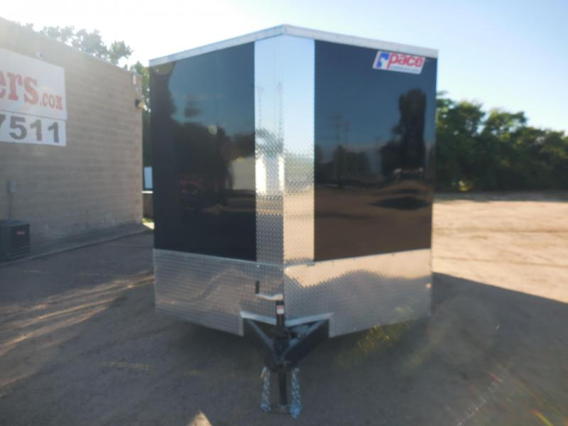2021 Pace American 8.5 x 16 Journey SE Enclosed Cargo Trailer