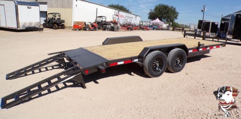 2022 Buck Dandy 83 x 20 Car Hauler / Racing Trailer