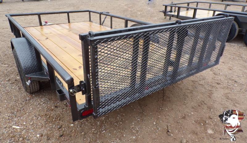 2021 Diamond C  77 x 12 PSA 135 Utility Trailer