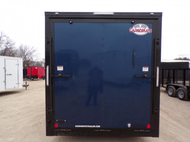 2021 Cargo Mate 7 x 16 E- Series  Enclosed Cargo Trailer