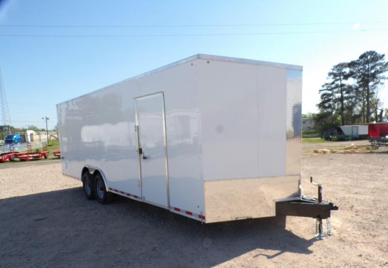 2022 Pace American 8.5 x 24 Journey SE Enclosed Cargo Trailer