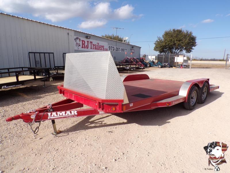 2016 Lamar Trailers 18 ft Car Hauler Car