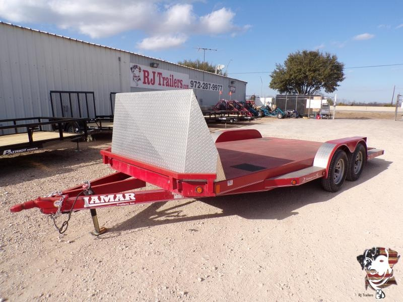 2016 Lamar Trailers 18 ft Car Hauler Car