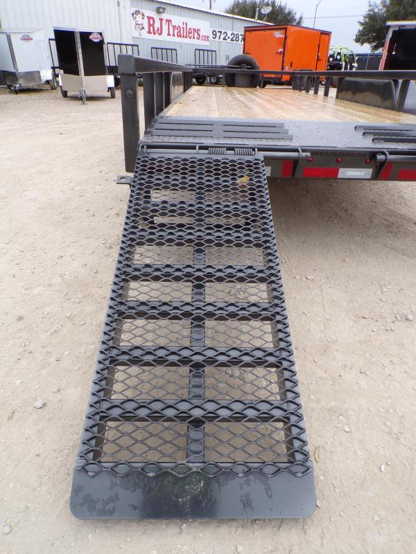 2021 Diamond C Trailers 82 x 22 EDU 207 Equipment Trailer