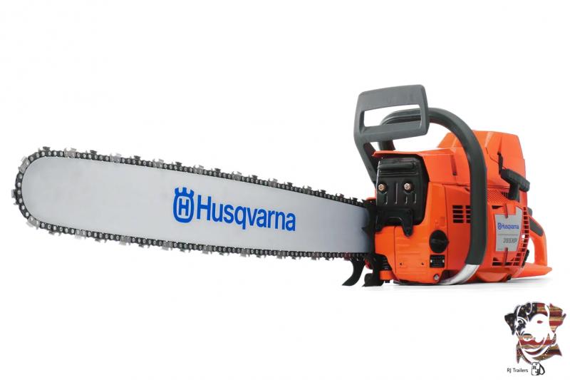 "2020 Husqvarna 395 XP 28"" Chainsaw"