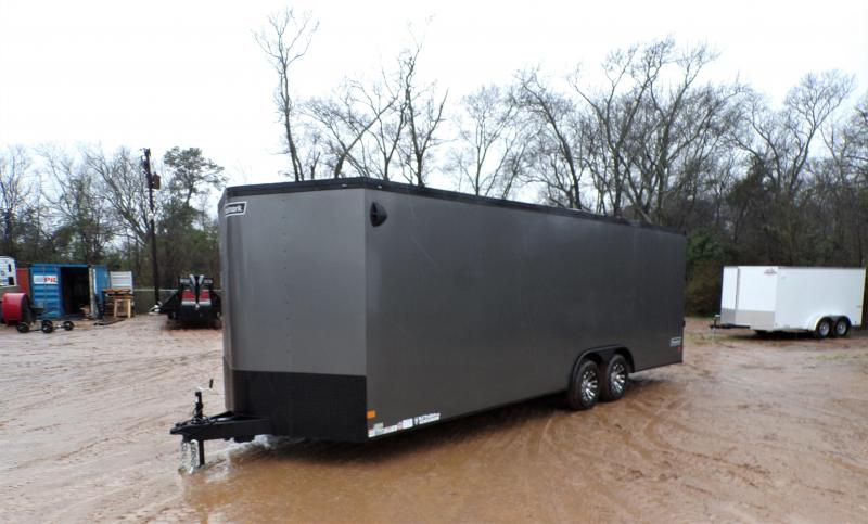 2021 Haulmark 8.5 x 24 Transport V-Nose Enclosed Cargo Trailer