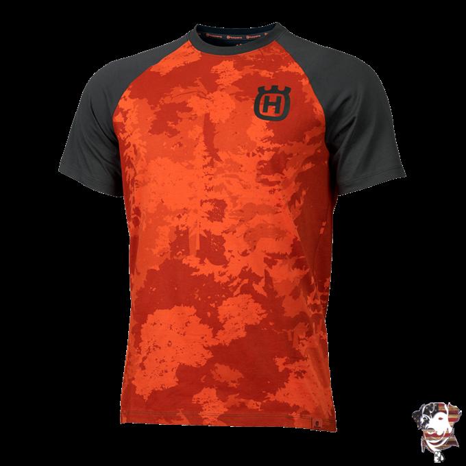 2021 Husqvarna Xplorer Apparel Terrang T-Shirt